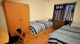 LOVELY TWIN ROOM IN BERMONDSEY 1 STOP FROM LONDON BRIDGE- ALL INCLUSIVE