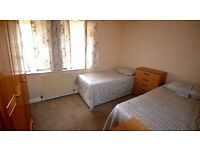 2 X TWIN ROOMS IN THE SAME HOUSE IN BERMONDSAY - 1 STOP FROM LONDON BRIDGE - ALL INCLUSIVE