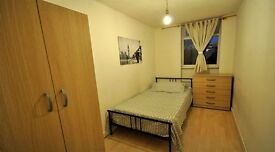 Spacious single room canary wharf station