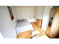 Very cheap double room near Canary wharf station