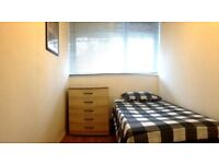 Small room for one working person. Available NOW