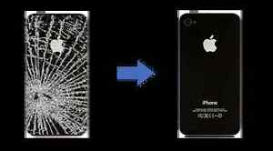 iphone 4 back cover replacement Ipswich Ipswich City Preview