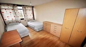 Twin or triple room to let near Birmingham city centre, £ 85pw all bills included. No Agency fees.