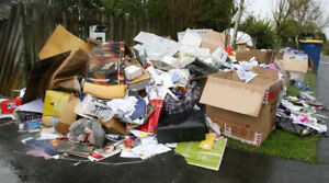 JUNK REMOVAL...... TO LANDFILL OR GOODWILL