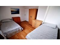 LOVELY TWIN ROOM IN BERMONDSEY - 1 STOP FROM LONDON BRIDGE - ALL INCLUSIVE