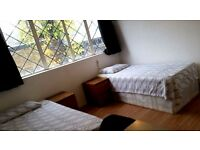 STOP LOOKING!! - 2 FANTASTIC TWIN ROOMS IN THE SAME HOUSE IN VAUXHALL - ZONE 1 - ALL INCLUSIVE
