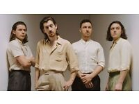 2 x Arctic Monkeys tickets. 3 Arena, Dublin. 25.09.18.