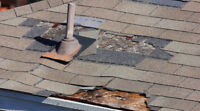 Roof Repair- Siding Call now 780-222-6995