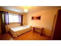 Double bedroom perfect for couples
