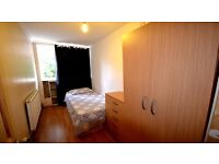 clean and basic houseshare, Upton Park