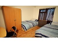 HACKNEY. ZONE 2. DOUBLE/TWIN ROOM only £85 all bills included. STOKE NEWINGTON