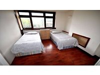 FANTASTIC OFFER!! TWIN ROOM IN SURREY QUAYS, ZONE 2 - ALL INCLUSIVE