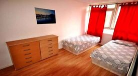 Bright Twin room to let in good location, within beautiful house, 80pw all bills and WiFi Included.