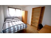 **Comfy Double bed available** near Upton park