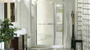 Shower Door only 4 MAAX Imagine 6036 right hand reduced to $250