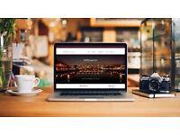 Beautiful Custom Website for £250 - Portfolio Available