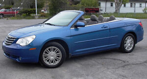 2008 Chrysler Sebring touring Hardtop Convertible