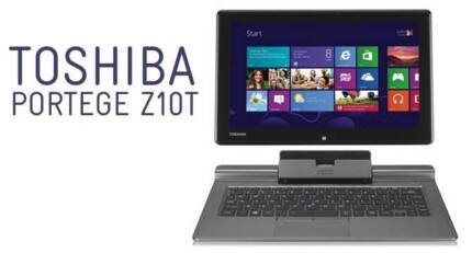 NEW TOSHBIA Z10t i5 2-in-1 ONLY ONE LEFT!