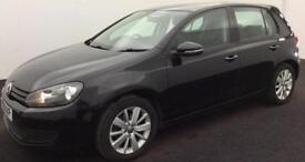 Volkswagen Golf 1.6TDI ( 105ps ) BlueMotion FROM £31 PER WEEK !