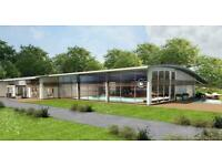 Brand New 2021 Lodge for Sale in Clitheroe, nr Skipton, Settle, Yorkshire Dales