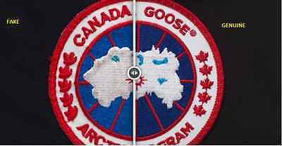 Avoid Fake Canada Goose Items Ebay