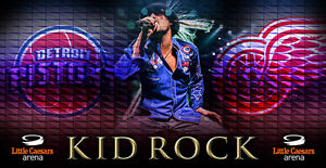 Kid Rock Lower Level Seats Sept 13th 7:00 SOLD OUT !!!!!!