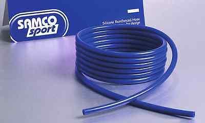 Original Samco Sport Silikon Unterdruckschlauch 4mm 3m lang - blau