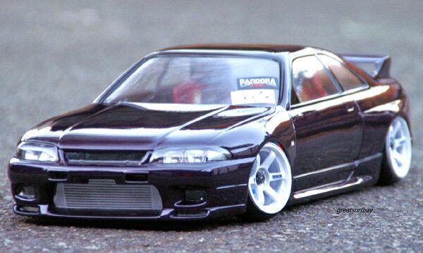 Pab Pandora Scale Rc Drift Car Nissan Skyline Gtr