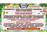 Full adult Kendal Calling weekend ticket for sale