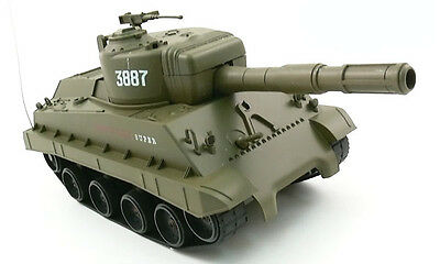 RC TANK BB FIRING AIRSOFT MILITARY SILVER REMOTE CONTROLLED, UK (Rc Airsoft Tank)