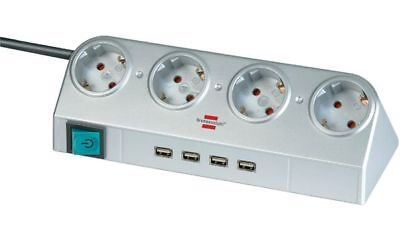 brennenstuhl Tischsteckdose Desktop-Power