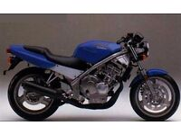 honda cb1-400 nc27 complete bike broken for spares 89-93