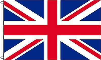UNION JACK FLAG 8FT X 5FT