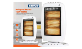 Status Halogen Heater Brand New