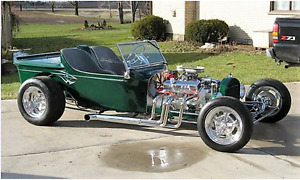 Show Quality T-Bucket Roadster