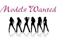 change your life and become part time fashion model or film extras. all shapes and sizes required