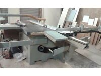 Altendorf C45 Sliding Table Saw in working order