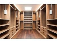 Bespoke Furniture and Joinery, kitchen, wardrobe, bookshelf