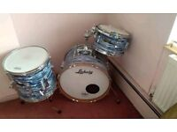 Ludwig special edition the cavern club 1957 drum kit