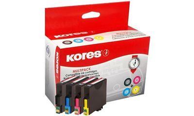 Kores Multi-Pack Tinte G1627KIT ersetzt EPSON T2711-T2714 ()