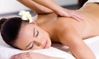 Free 1-hour full-body massage – gratuit 1 heure -  masaje gratui