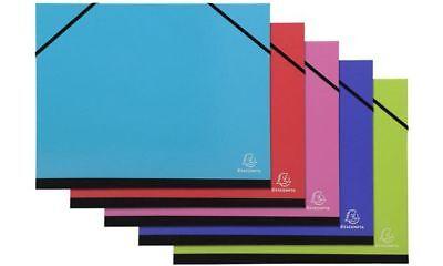 #5xEXACOMPTA Zeichnungsmappe Iderama, 280 x 380 mm, sortiert