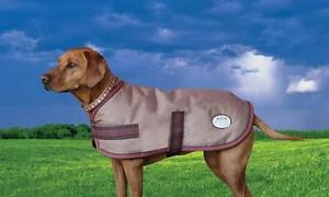 Warm Waterproof Dog Jacket/Coat- Weatherbeeta Landa Assorted Colours/Sizes