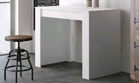 Extendable Dining Table 52cms to 140 cm