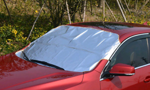 Magnetic Windshield cover snow ans ice