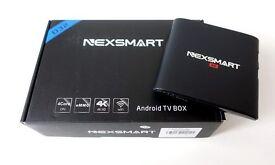 Nexsmart tv box