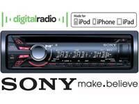 Sony dab cd player