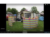 Jammet 4to 6 Berth Trailer Tent For Sale