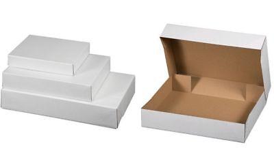 #20xsmartboxpro E-Commerce Stülpschachtel, klein, weiß