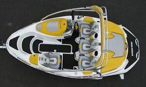 HYDRO TURF  KITS for Sea doo Jet Boats at ORPS Parts